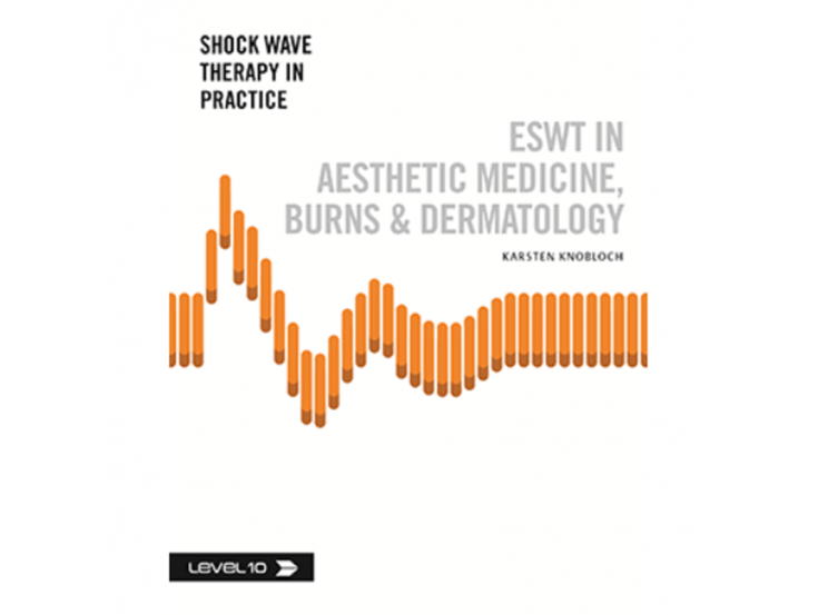 Shock wave therapy in practice. ESWT in aesthetic medicine burns and dermatology