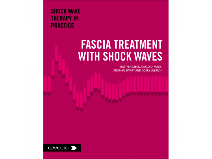 Shock wave therapy in practice. Fascia treatment with shockwaves