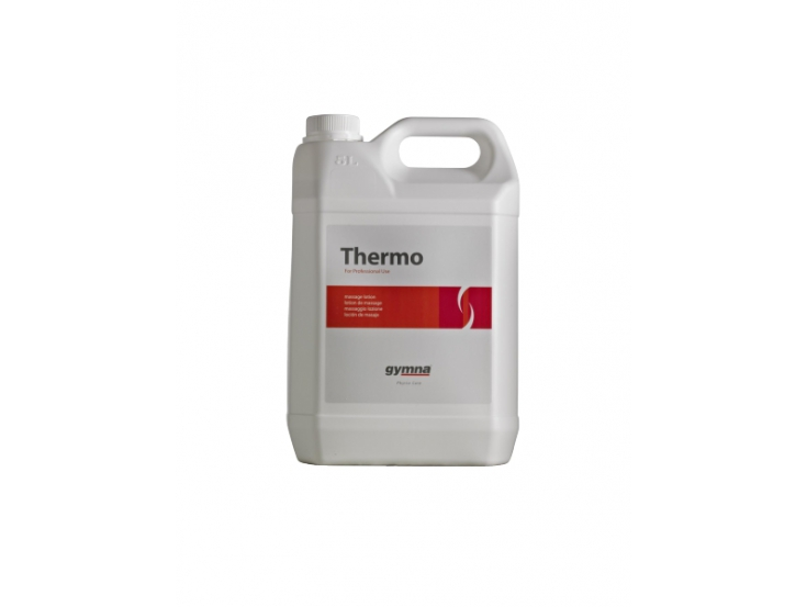 Massage-olie Gymna Physio Care Thermo 5L