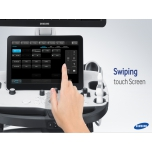Swiping touch screen Samsung RS80