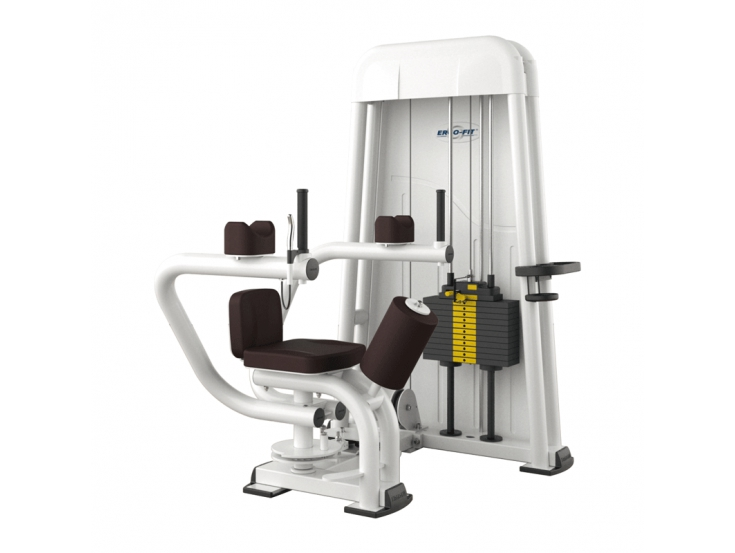 Ergo fit 4000 abdominal torsion